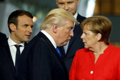 Час расплаты за пошлины: ЕС отправил США в нокаут ответным решением
