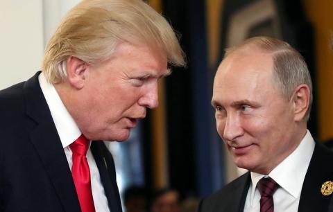 Стало известно, зачем на самом деле встречаются Путин и Трамп