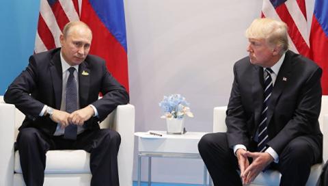 Сенатор из США рассказал, о чём Трамп на самом деле хочет договориться с Путиным