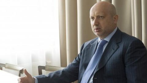 Турчинов сделал заявление по захвату Донбасса