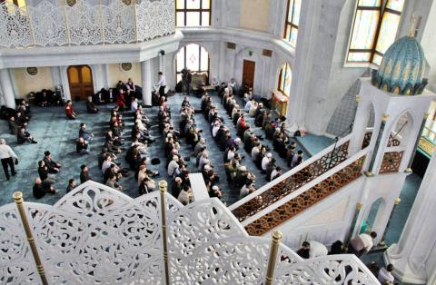 Ураза-байрам 2017 в Казани – полный обзор мероприятий, праздничный намаз, где и во сколько