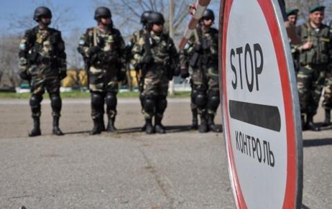 В сторону Крыма выдвинулась колонна украинской военной техники – СМИ