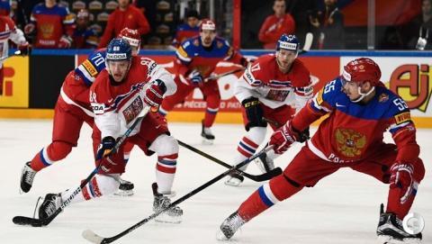 Чемпионат мира по хоккею 2017: российская сборная объявила состав команды