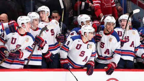 Матч США-Словакия, какой счет, кто выиграл