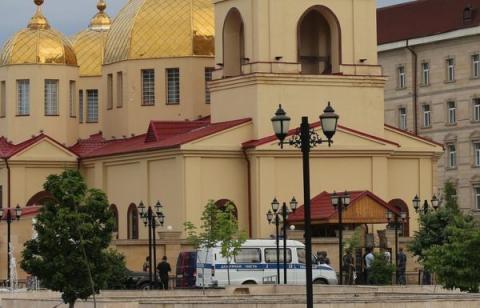 Нападение на храм в Грозном совершили террористы