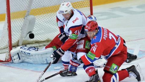 Прогноз КХЛ 2017 : ЦСКА-Локомотив; СКА-Динамо