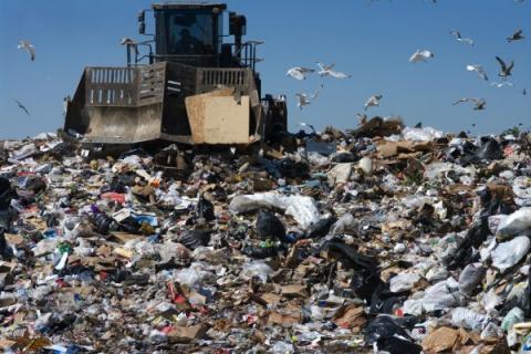 Мэр Львова предлагает построить в Чернобыле полигон для отходов