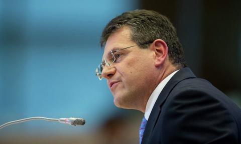 Вице-президент ЕК: Европе интересен «Северный поток-2», а по поводу Украины нужно вести переговоры с РФ