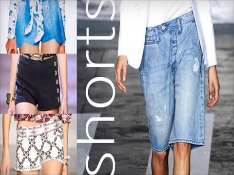 Весна-лето 2017: самые модные шорты сезона