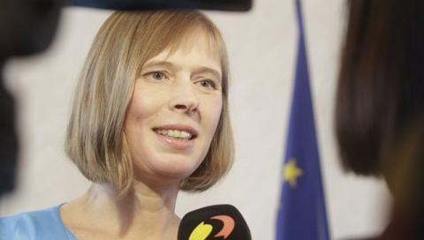 Президент Эстонии рассказала о соседском «великодушии», проявленном к России