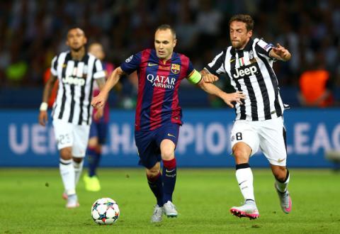 Ювентус-Барселона 22 ноября: прогноз на матч от экспертов, ставки, лучшие коэффициенты, по какому каналу смотреть прямую трансляцию