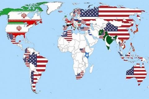 В интернете опубликовали карту самых опасных стран мира
