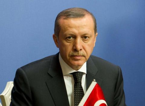 Эрдоган сообщил о подробностях спора Меркель и Трампа по российскому газу