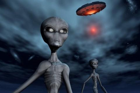 Инопланетяне напугали очевидца в США, совершив странный поступок за его спиной