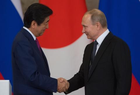 Многие японцы сомневаются в успехе переговоров с Россией