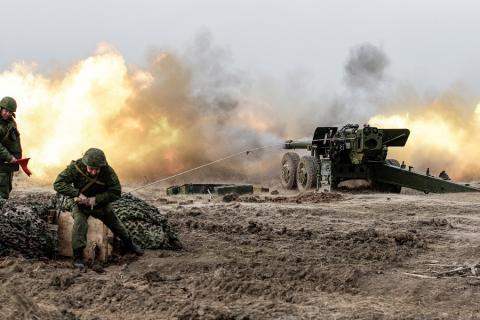 Три украинских диверсанта подорвались на минах в ДНР