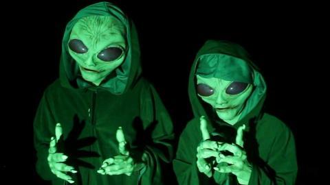 В Тамбове появились инопланетяне, засветив свое лицо – очевидец