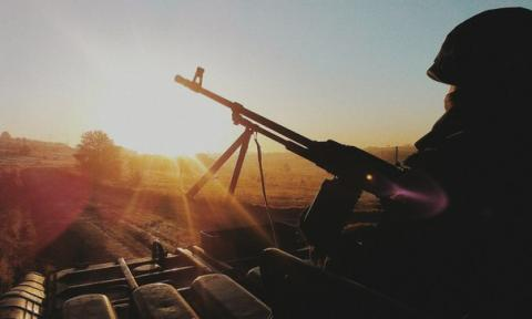 ДНР выявила самоходки ВСУ с надписью «USA»