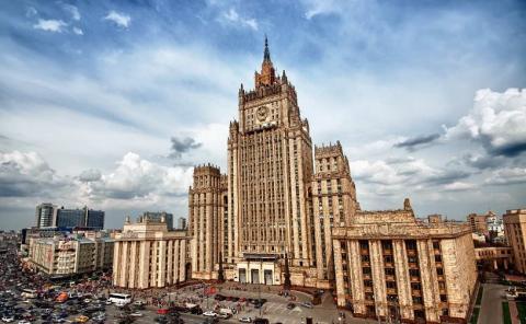 МИД РФ готовит ответ на высылку российского дипломата из Словакии, исходя из принципов взаимности