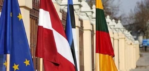 Литва, Латвия и Эстония