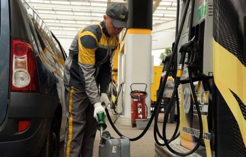 Бензин дорожает на Украине