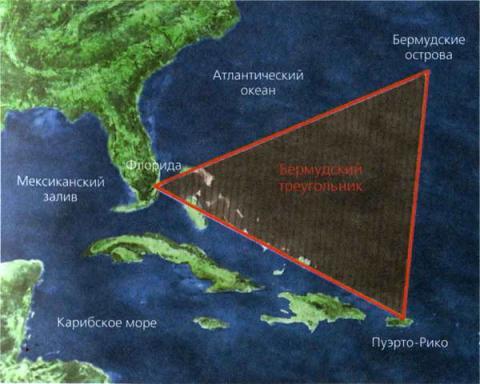 Древний город на дне океана: тайна, которую хранит Бермудский треугольник