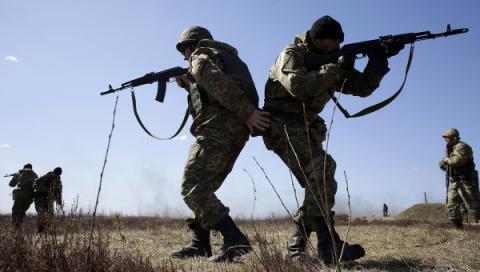 Силовики пошли на прорыв в Донбасс