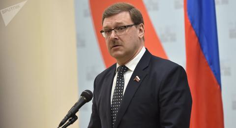 Российские сенаторы выступили с призывом к Европе относительно инцидента в Керченском проливе