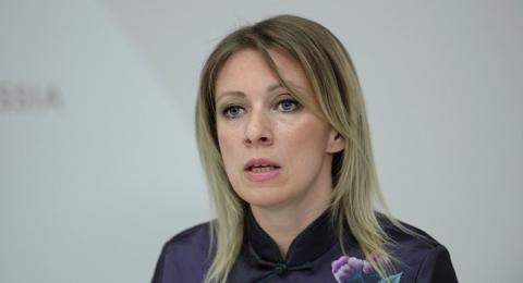Захарова извинилась перед «Голосом Америки» за Сергея Лаврова