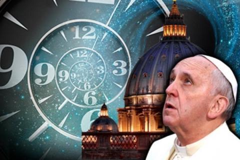 Таинственный прибор, позволяющий видеть прошлое и будущее, находится в Ватикане