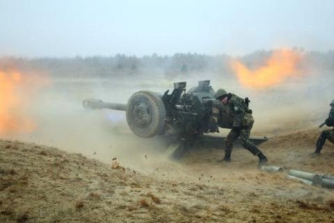 Донецк: ополченцы блокировали группу диверсантов ВСУ, прорвавшихся в пригород