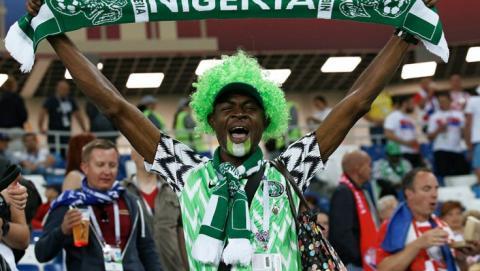 Болельщики из Нигерии, ставшие жертвами мошенничества, покинули Россию