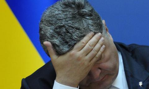 Пьяный Порошенко, огрызаясь, выступил перед жителями Мариуполя - горожане дали отпор
