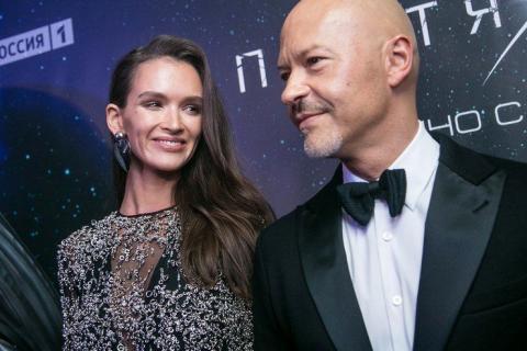 Бондарчук и Андреева вышли в свет, после слухов о расставании