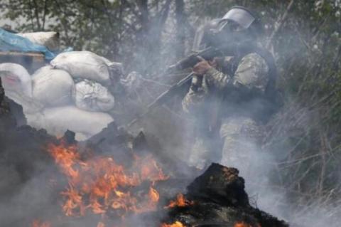 Минобороны ДНР заявило об атаке украинских силовиков на позиции ополчения
