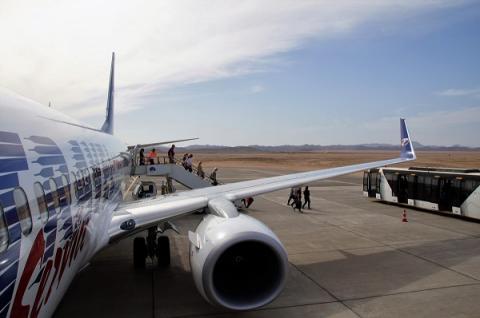 Полет в Москву