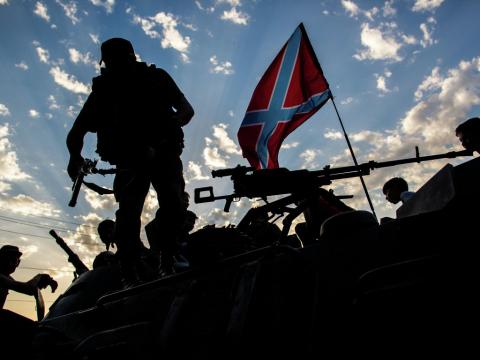 Сводка боев в Донбассе: впервые в ДНР началась мобилизация