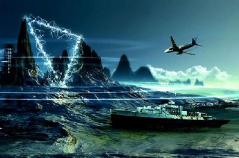 Китайский корабль пропал в другом измерении: новый Бермудский треугольник обнаружен в Тихом океане