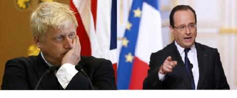 Олланд и Джонсон