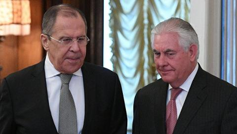 итоги переговоров главы Госдепа Рекса Тиллерсона в Москве