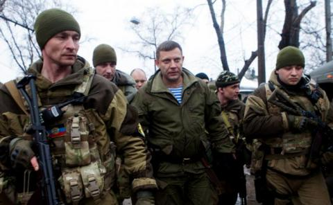 Охлобыстин попросил у Захарченко гражданство ДНР
