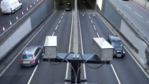 ГИБДД установят новые комплексы слежения за скоростью на дорогах