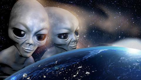 Инопланетяне разбились в Казахстане, успев «заблокировать» людей
