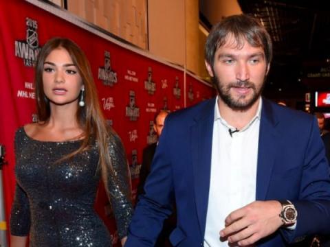 Александр Овечкин и его супруга ждут первенца