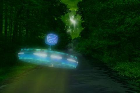 В Липецке появились инопланетяне – очевидец