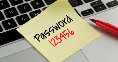 Как обезопасить себя в Сети: самые ненадежные пароли назвали в Роскачестве