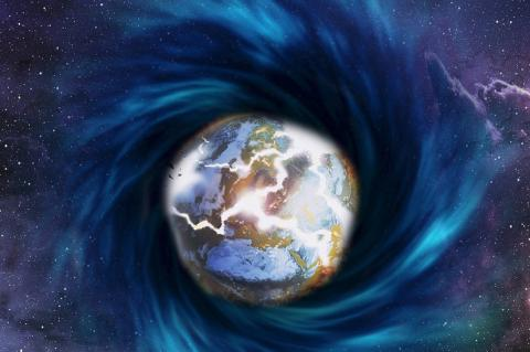 Черная дыра в недрах Земли вызывает природные катаклизмы – экс-сотрудница NASA