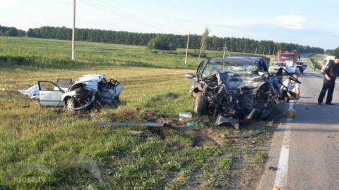 Смертельное ДТП в Липецкой области: погибли 5 человек