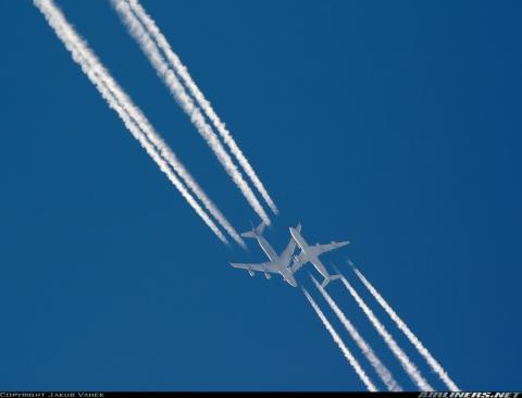 Сигнал о возможном столкновении 2 самолетов в небе над Ростовом оказался ложным