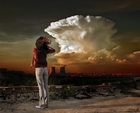 Жители Саратова стали заложниками «Апокалипсиса», с ужасом наблюдая происходящее в городе